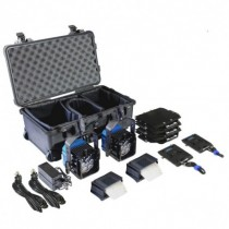 Double Zaila (version 2) Kit with V-Mount Plates