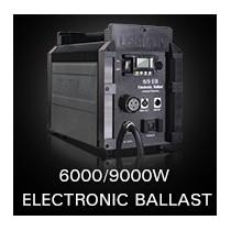 6/9KW ELECTRONIC BALLAST