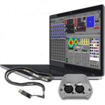Interface M-DMX et software LightJockey2