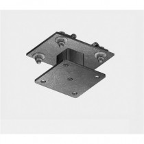 "Adapter bracket for ""I"" beam to IFF rail system"