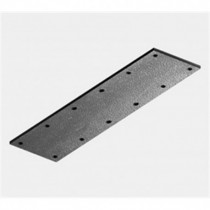 Spacer bracket for up to 3 rails
