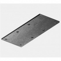 Spacer for 2 rails