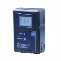 Batterie V-Mount Pro 98Wh avec LCD
