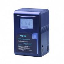 Batterie V-Mount Pro 231Wh avec LCD