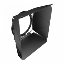 "8 Leaf Barndoor for 7"" LED Fresnel Light"