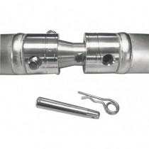 Monotube Diametre 50X2 Lg 1M