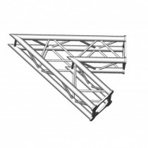 Angle 2D 45° Section 250 Alu Carre