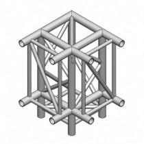 Angle 3 Départs Pied 90° Lg De 0M50X0M50X0M71