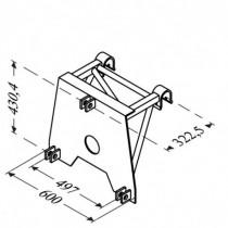 Angle Linéaire Femelle Acier St 500