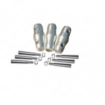 Kit De Jonction Pour Structure Sx 290 6 Goupilles M8