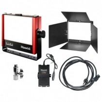 Cineo Maverick3 hi-output Tungsten Studio Kit