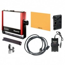 Cineo Maverick3 hi-output Bi-Color Portable  A/B Mount Kit