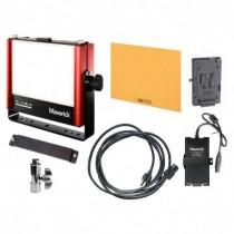 Cineo Maverick3 hi-output Bi-Color Portable  V- Mount Kit