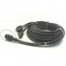 Tire câble acier galvanisé pour diamètre 27 à 33mm