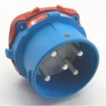 Connecteur mâle DS9 3P+N+T 125A
