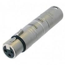 Adaptateur XLR3F/XLR5M NA3F5M