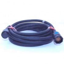 Socapex 419 6 circuits MAB/FSB 13G2.5 5m