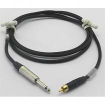 Câble modulation NP2X/Cinch mâle 1m