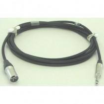 Câble modulation  XLR3M / NP2X 5m