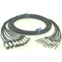 Câble modulation XLR3M/NP3X 15