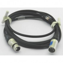 Câble micro XLR3M/F 3m