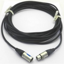 Câble micro XLR3M/F 10m