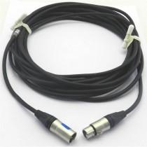 Câble micro XLR3M/F 15m