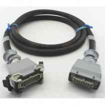 Câble 8 circuits H16M2L/H16F4P 10m