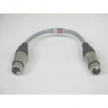 Adaptateur  DMX XLR3F/XLR3F 25cm