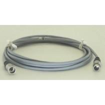 Câble DMX512 XLR4 1m