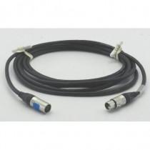 Câble DMX4 combo XLR4 1m