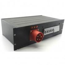 Alim  32A CEE17 tétra - Départ 6x16A K501 NF - sans différentiel PDF