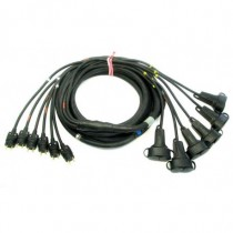 Cable Epanoui/Epanoui 6 circuits 13G2.5 LEG/LEGD 10m
