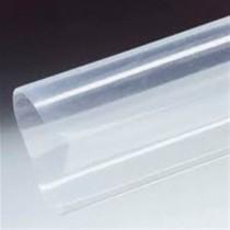 Barre thermorétractable épaisse transparente avec colle 40/13 (1.22m)