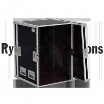 "Rack 19"" série lourde 16U Profondeur 550 Rythmes et son FRS6516"