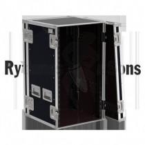 "Rack 19"" série lourde 20U Profondeur 550 Rythmes et son FRS6520"