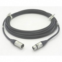 Câble DMX512 NOIR XLR5 2m