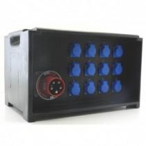 Départ 12X16A NF  Disjoncteurs ABL