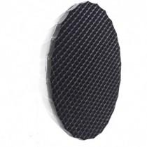 Federstahl 1x gebogen d:4 Lo:640 plus Velcro