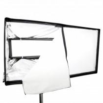 Baffle 1/4 Grid cloth for SNAPBAG® for Velvet 2