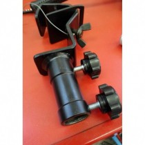 C - clamp for tube Ø50mm with female socket for spigot Ø28.5mm