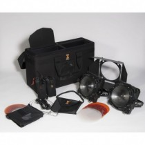 F8-100 Daylight Dual Head ENG Kit w/ Case - Gold Mount
