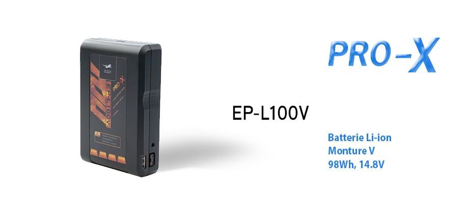 Pro-X EP-L100V