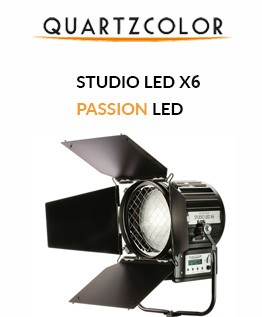 Quartzcolor Studio LED X6